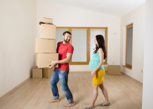 moving tips while pregnant