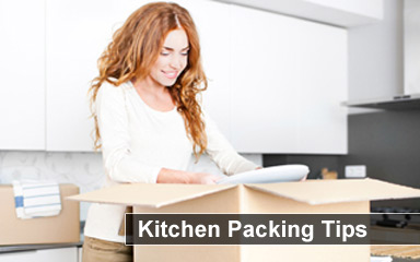 Tips For Moving a Kitchen - Moving Company and moving service in los angeles