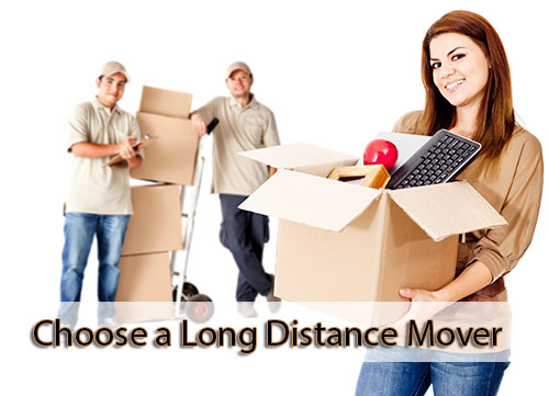 Tips For Choosing a Long Distance Mover - Moving Company and moving service in los angeles